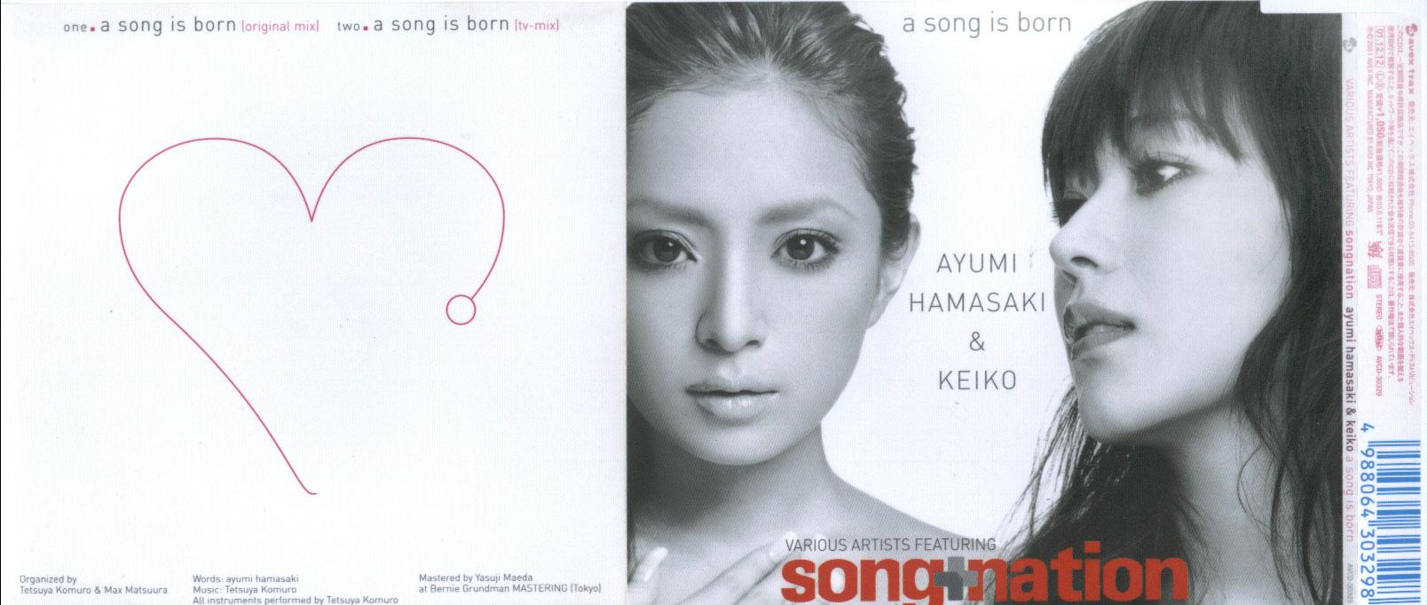 Ayumi Hamasaki (浜崎あゆみ): a song is born | Music Pixels