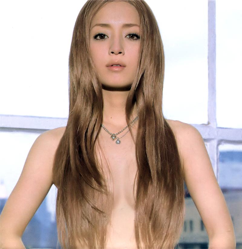 Ayumi Hamasaki sexy Japanese woman