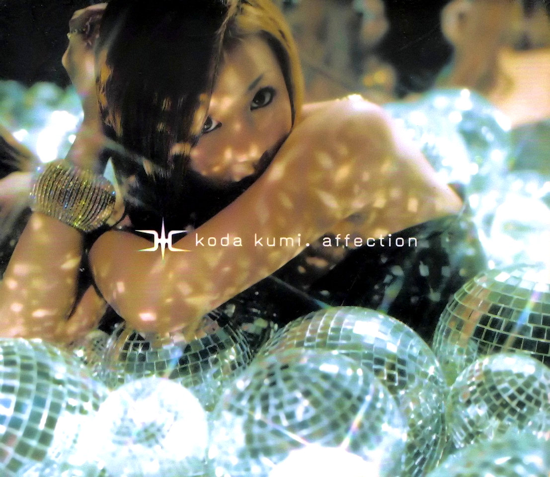 Kumi Koda (神田來未): affection « Music Pixels