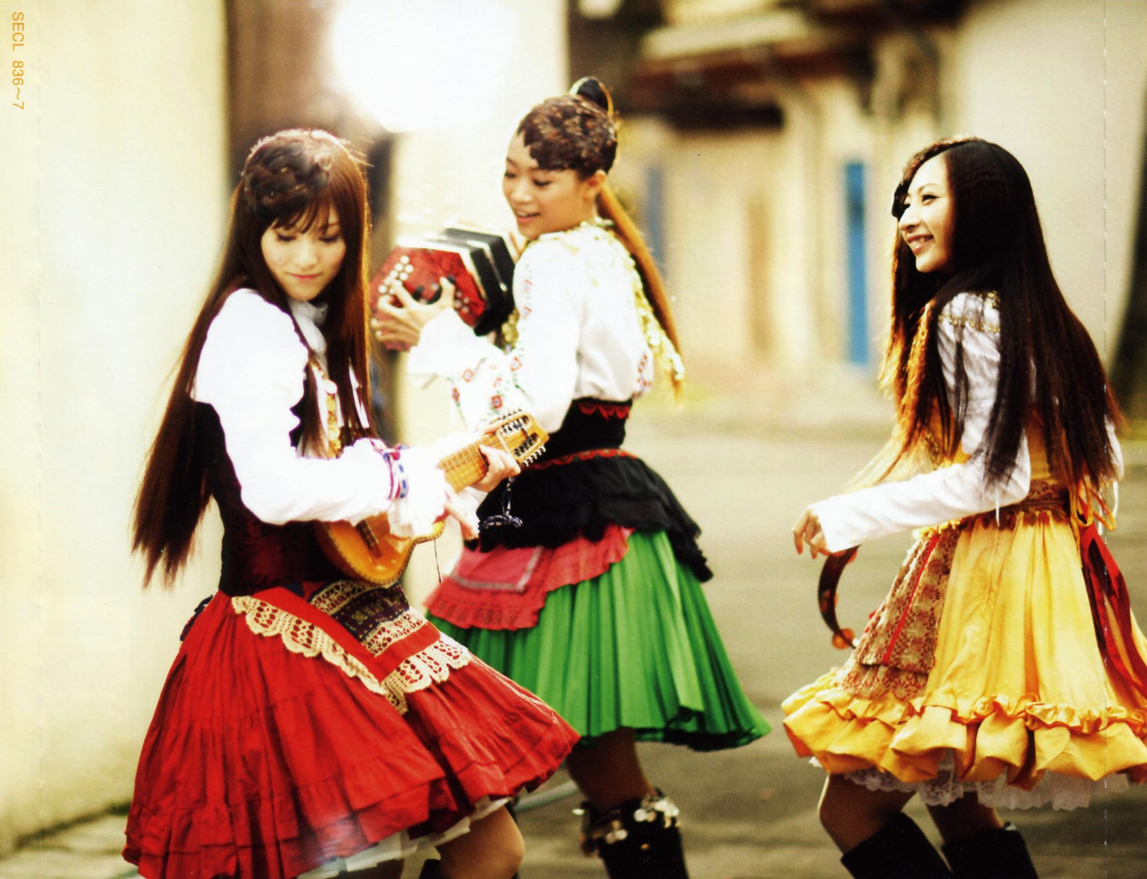 Kalafina: Hikari no Senritsu   Music Pixels